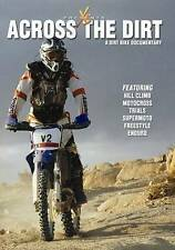 Across The Dirt: A Dirt Bike Documentary (DVD, 2014)