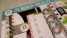 *Read* The Happy Planner 24 Month Limited Box Kit -Sticker Pen Washi Tape Folder