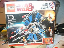 Star Wars LEGO 8086 DROID TRI-FIGHTER Retired 268 piece Sealed Box Set