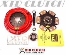 XTD® STAGE 4 CLUTCH KIT 2001-2005 HONDA CIVIC 1.7L SOHC D17A1 D17A2