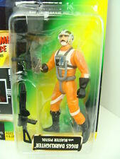Star Wars Biggs Darklighter Error POTF Action Figure 1997 Freeze Frame