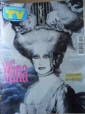 TV Sorrisi e Canzoni n°43 1994 Mina Jamie Lee Curtis Speciale MelRose Place [D9]