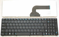 ASUS MP-10A73US-9201W AENJ2U01020 0KNB0-6204US00 UK Black Keyboard