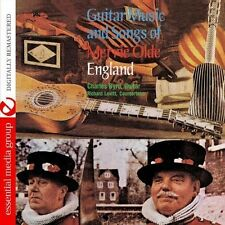 Guitar Music & Songs Of Merrie Olde England - Charles & Rich (2013, CD NEU) CD-R