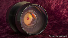 "180MM 5.6 ZEISS TOPOGON ""LATE MODEL WITH IRIS""  5x7 4x5 FROM FATALI LENS VAULT"