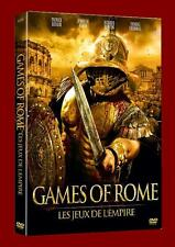 DVD GAMES OF ROME NEUF DIRECT EDITEUR