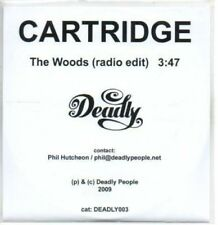 (AI229) Cartridge, The Woods - DJ CD