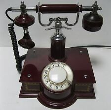 Original Soviet Russian rare PHONE RETRO TA-11540 antique style