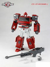 TFC Toys Transformers Old Time Series OS-01 Ironwill Ironhide