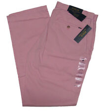 Polo Ralph Lauren Mens Sun Faded Classic Fit Ethan Preston Suffield Chino Pants