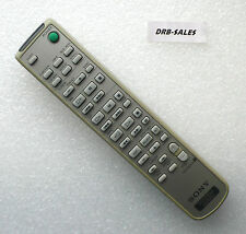 Genuine SONY DHC-MD313 HCD-MD313 AUDIO Remote Control RM-MD313 - Fast Dispatch