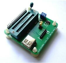 Famille PIC24FJ64GB004 icsp + usb host mode development board utilise pickit 3
