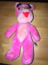 """Vintage Pink Panther Plush 1980 by Mighty Star 11"""""""