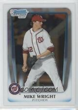 (15) 2011 11 Bowman Chrome Draft Mike Wright Rookie Card Lot Orioles Baltimore