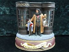 Harry Potter Collectible San Francisco Music Box Ollivanders Wand Shop Rare WOB