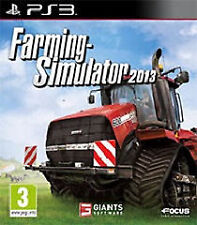 Farming simulator (Sony PlayStation 3, 2013)