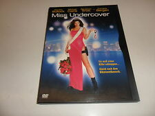 DVD  Miss Undercover