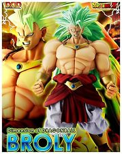 MegaHouse Dimension of Dragon Ball D.O.D DOD Figure BROLY Japan Anime No Fake