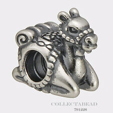 Authentic Pandora Sterling Silver Camel Bead 791226