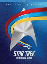 Star Trek: Original Series - Complete Series - 20 D (2016, REGION A Blu-ray New)