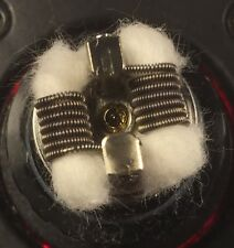 10 Premade Clapton Coils 24/32 Kanthal, 7 Wrap, FREE SHIPPING