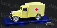 TINTIN Ambulance Les Cigares Du Pharaon 1/43 Diecast Model