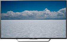 "Sony 55"" Black Ultra HD 4K LED 2160p Smart HDTV Motionflow XR 240 - XBR-55X700D"