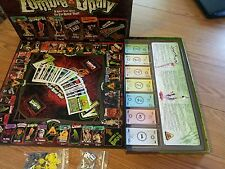 The Zombie opoly killer walking morbid board game dead Christmas Present Zombies