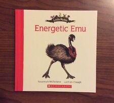 Energetic Emu - Little Mates Book Series - Scholastic NEW