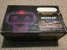 Original Nintendo NES R.O.B. Deluxe Set Console Bundle- Original Box- ROB Robot