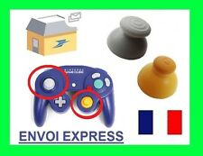 2 Analog Stick Cap Replacement Gamecube Joystick Thumbstick game cube console