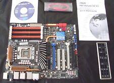 ASUS P6T DELUXE V2  SOCKET 1366  MOTHERBOARD