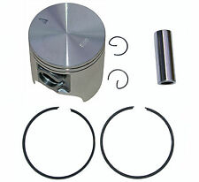 Suzuki TS125R piston kit + 1.00mm oversize (90-96) 57.00mm bore size