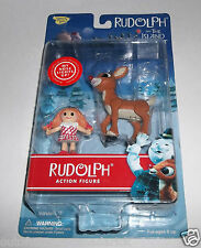 Rudolph And The Island of Misfit Toys - Rudolph Action Figure 2000 Memory Lane