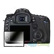 LCD Optical Glass Screen Protector For Canon EOS 7D