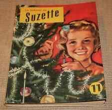 LA SEMAINE DE SUZETTE 1957 Nouvelle série N° 11 du 27 au 39 de Mai à Août 1957