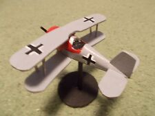 Built 1/72: German BUCKER 133 JUNGMEISTER Trainer Aircraft