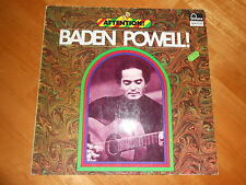 BADEN POWELL - ATTENTION!!! VG GERMANY PRESS