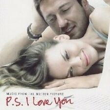 P.S. - I LOVE YOU CD SOUNDTRACK MIT JAMES BLUNT UVM NEU