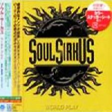 SOUL SIRKUS - World Play (+1 Bonus) - Japan CD / Journey