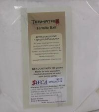 NEW Termite colony killer. 1 X TermatriX baits. Kill off termites ( white ants )