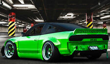 ROCKET BUNNY STYLE SPOILER COMPATIBLE WITH NISSAN S13 200SX 180SX 240SX DRIFT