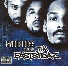Eastsidaz, Snoop Dogg: Snoop Dogg Presents Tha Eastsidaz Explicit Lyrics Audio C