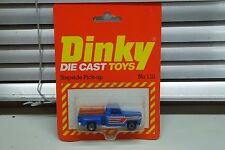 DINKY MATCHBOX SIZE  No 110 STEPSIDE PICK-UP IN ORIGINAL PACKAGING
