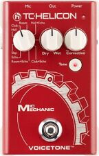 TC Electronic*Voice Tone MIC MECHANIC*Vocal Effects Pedal FREE 2 DAY SHIP NEW