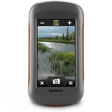 Garmin Montana 650 Handheld Outdoor Hiking Marine Off Road GPS + 5 MP Camera