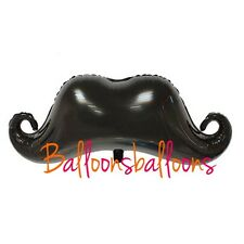 "Moustache 42"" Party Birthday Hen Stag Decoration Movember"