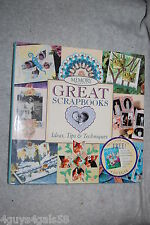 Great Scrapbooking by Michele Gerbrandt (2000, Hardcover) Memory Makers