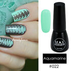 MAX 7ml Nail Art Color UV LED Soak Off Gel Polish #022-Aquamarine
