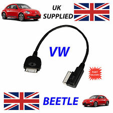 NEW VW EOS MDI 000051446J For Apple iPhone iPod 4th Generation Cable & Tagging
